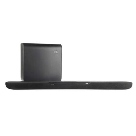 Polk Audio MagniFi One – Open Box Dialogue-Enhancing Bluetooth Sound Bar