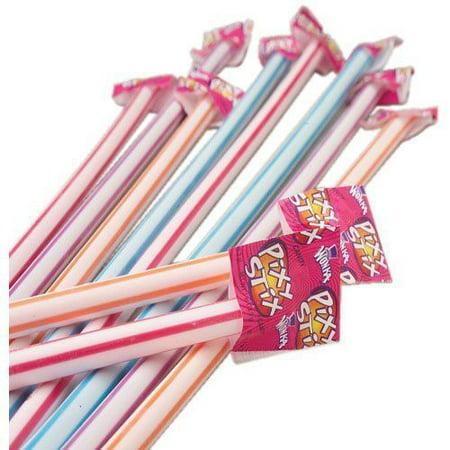 BAYSIDE CANDY GIANT PIXY STICKS, 50 PIECES](Pixie Sticks Halloween)