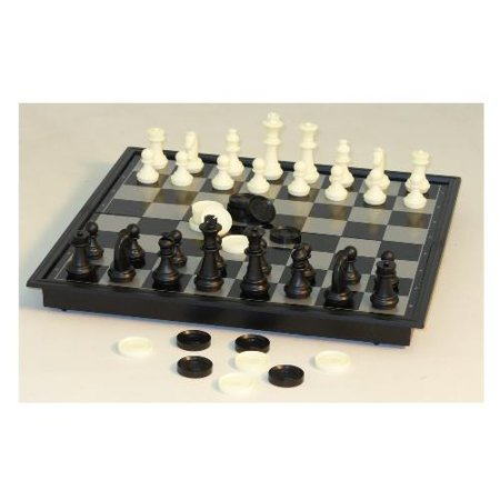 Plastic Clackers (WorldWise Imports Magnetic Chess and Checkers)