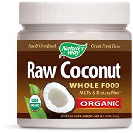 Nature S Way Raw Coconut Reviews