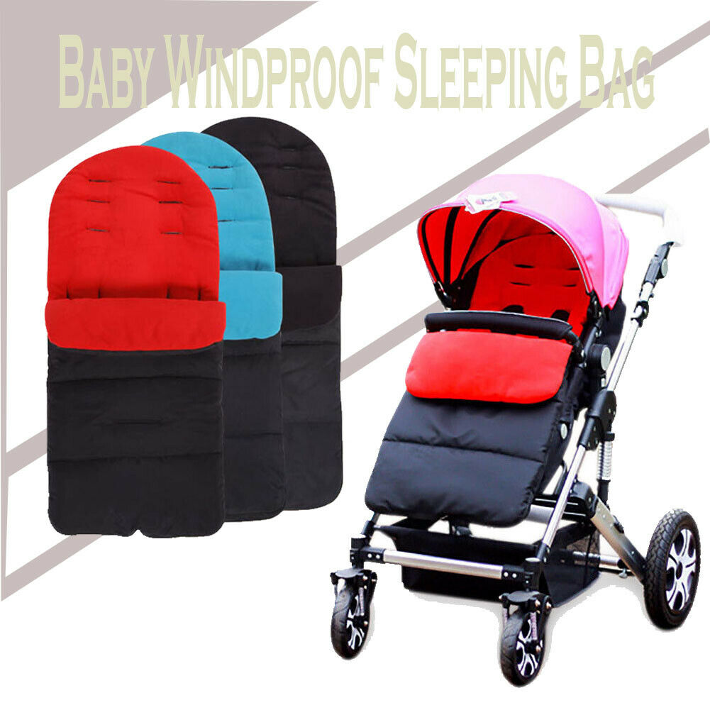 Pram Gloves Handwarmer Waterproof Thick Stroller Hand Muff for Baby Stroller Jogger Pram Water Resistant Warmer Gift for Parents and Caregivers