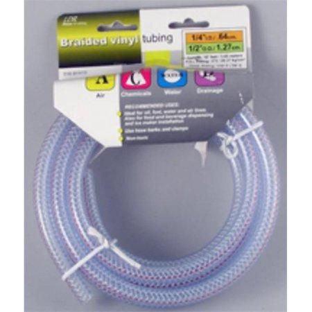 LDR Industries 180416141 516 B1410 0.25 x 10 ft. Vinyl Tubing