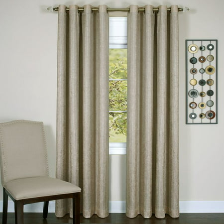 Taylor - Lined Grommet Window Curtain Panel Taylor Curtain Panel