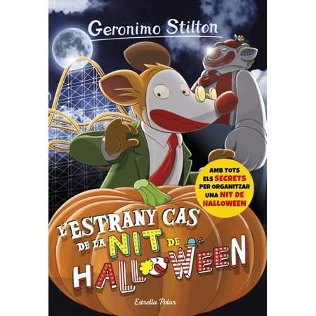 L'estrany cas de la nit de Halloween - eBook - Flashcards De Halloween