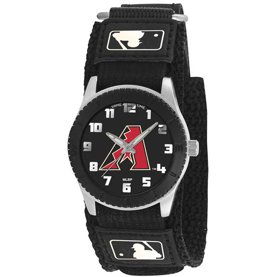 Game Time MLB Youth Arizona Diamondbacks Black Rookie Watch