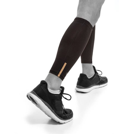 Copper Swage Sleeve - Copper Fit Compression Calf Sleeve, S/M