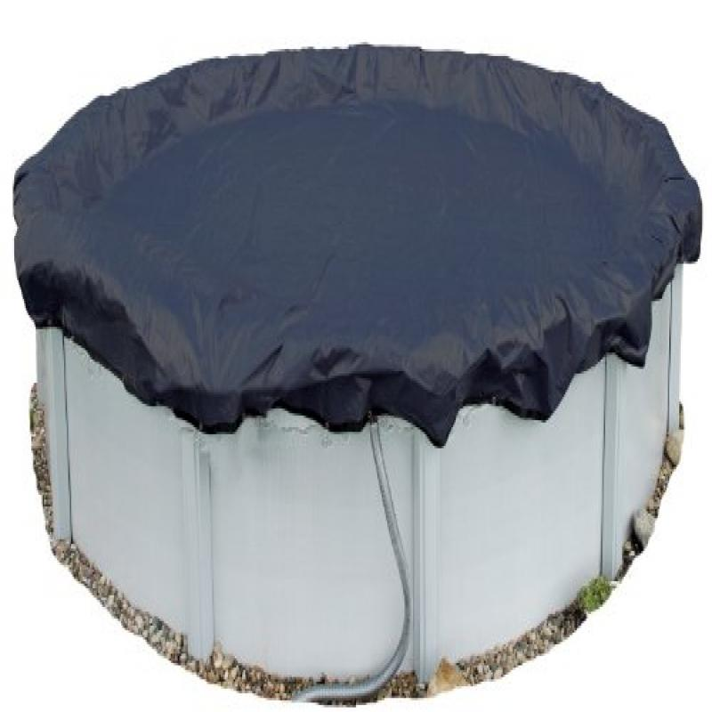 Blue Wave WC706-4 Above-Ground 8 Year Winter Cover For 21' Round Pool