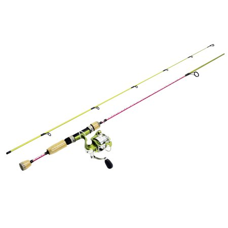 Fish Skins Spinning Combo 5'6