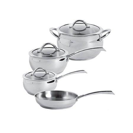 Oster Derrick 7-Piece Stainless Steel Cookware