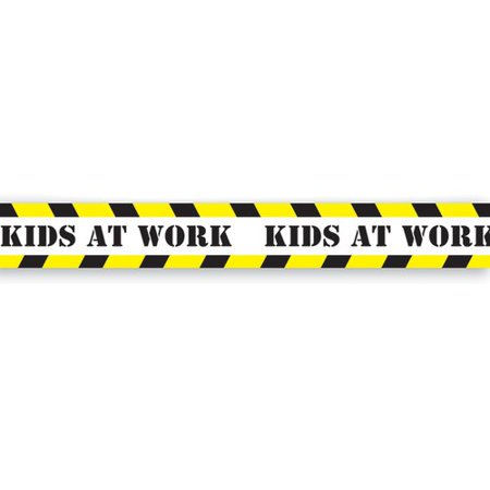 Frank Schaffer Publications/Carson Dellosa Publications Kids at Work Classroom Border