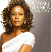 Whitney Houston - I Look to You - CD