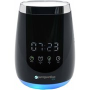 PureGuardian SPA260 Deluxe Aromatherapy Essential Oil Diffuser with Touch Controls and Alarm Clock