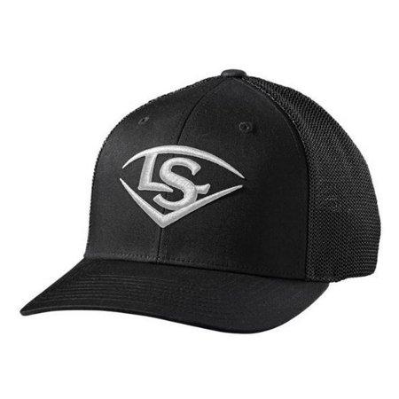 Louisville Slugger Shield Flex Fit Hat Cap Relaxed Mesh Back Baseball