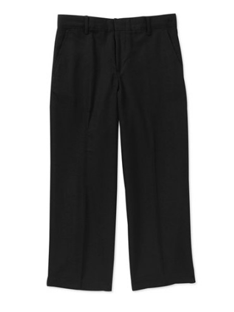 Boys Flat Front Dressy Special Occasion Pants