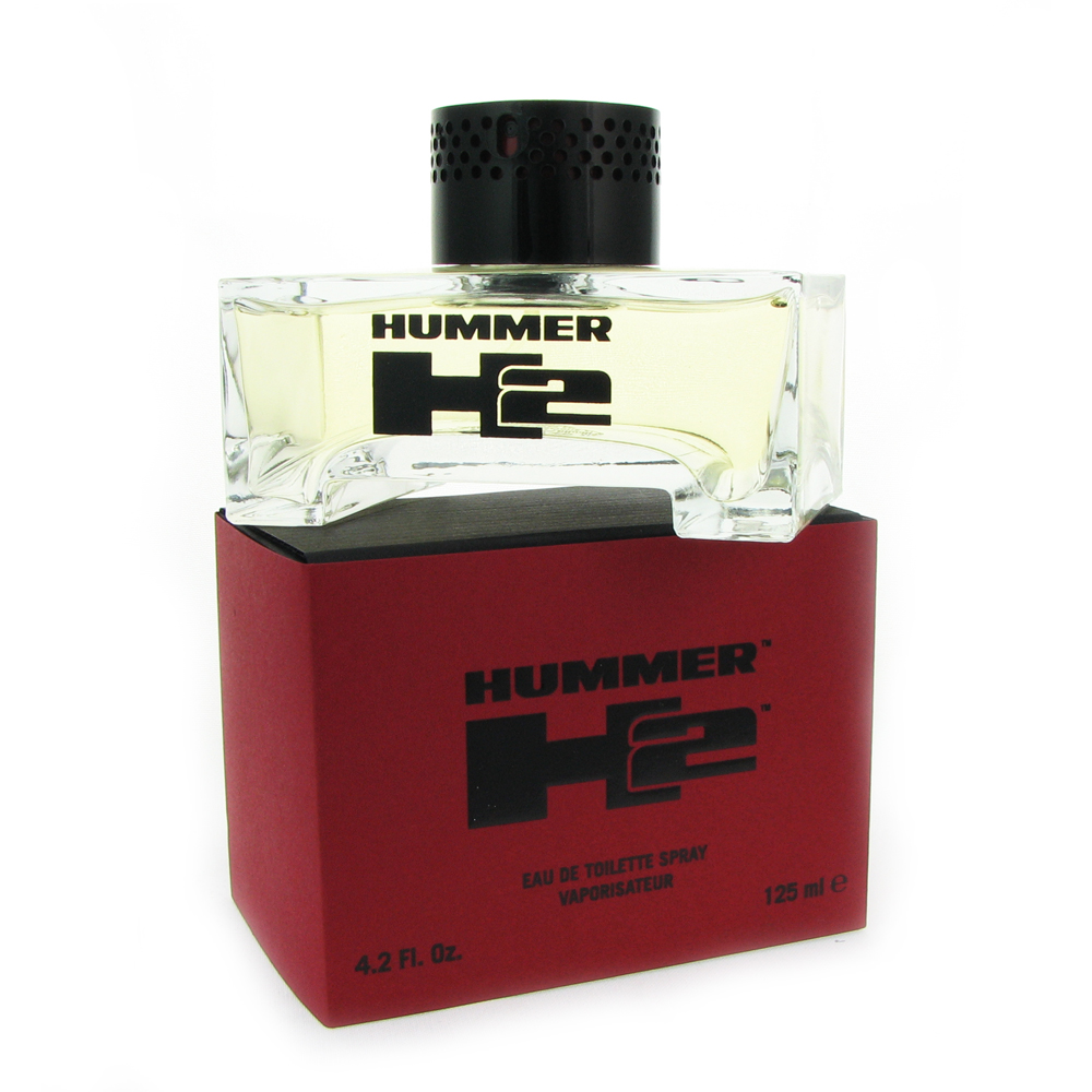 Hummer H2 for Men 4.2 oz 125 ml EDT Spray