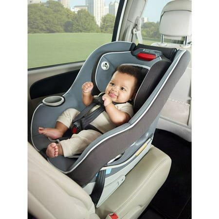 Graco Contender 65 Convertible Car Seat, Black Carbon