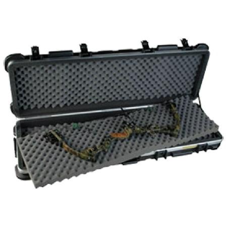 SKB QUAD RIFLE/SHOTGUN CASE W/WHEELS POLYETHYLENE - Polyethylene Case