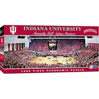 MasterPieces Indiana Hoosiers 1000-Piece Panoramic Puzzle