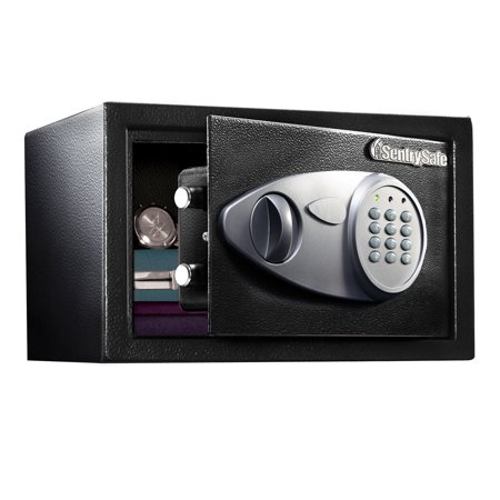 SentrySafe X055 Medium Security Safe with Digital Keypad 0.58 cu ft