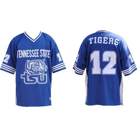 quality design 9b00d b493b Big Boy Tennessee State Tigers S8 Mens Football Jersey [Royal Blue - 3XL]
