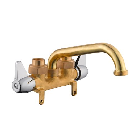 - Design House 545749 Ashland Laundry Tub Faucet, Brass