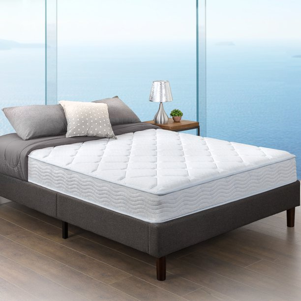 "Slumber 1 by Zinus - Cooling Fusion Hybrid Mattress, 8"", King"