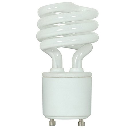 Ushio Compact Fluorescent 26W Mini Twist GU24 warm white light bulb