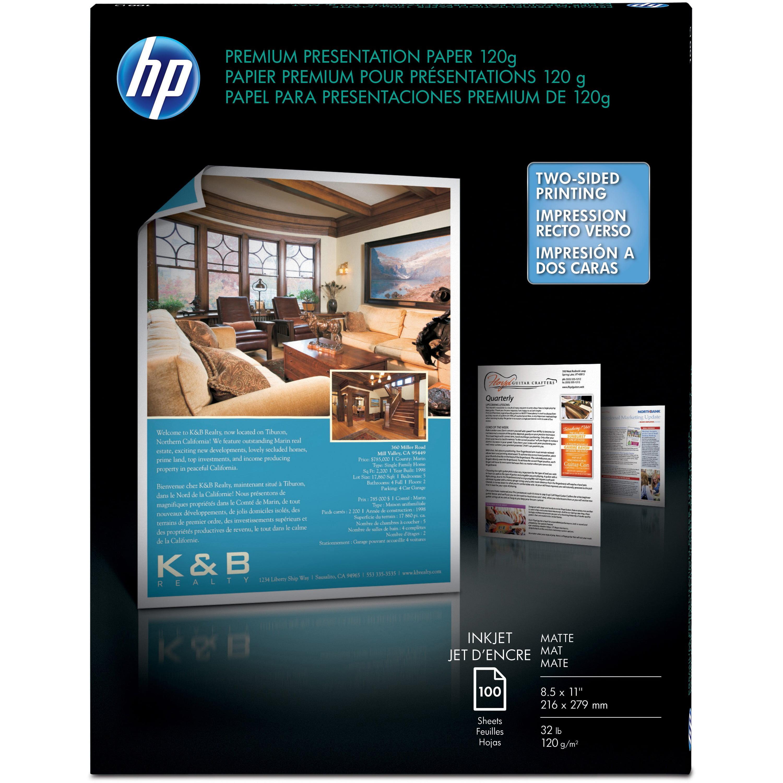 Premium Inkjet Matte Presentation Paper