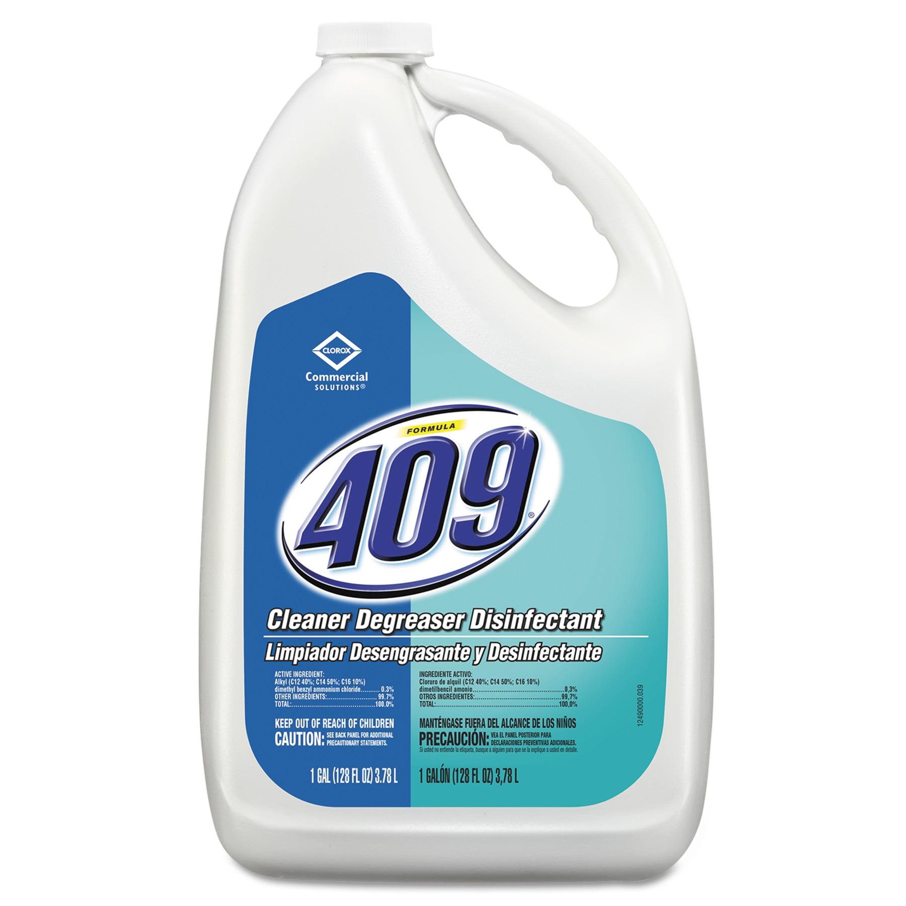 Formula 409 Cleaner Degreaser Disinfectant, Refill, 128 oz - Walmart.com