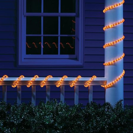 Halloween Celebrations In Chicago (Celebrations 34509-71 Halloween LED Rope Lights, Purple,)