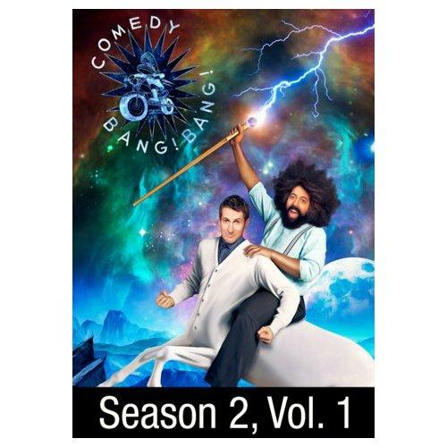 Comedy Bang! Bang!: Season 2, Volume 1 (2013)