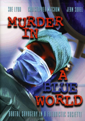Murder in a Blue World by Music Video Distributors