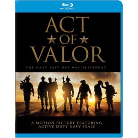 Act of Valor (Blu-ray) (Act Of Valor Bluray)