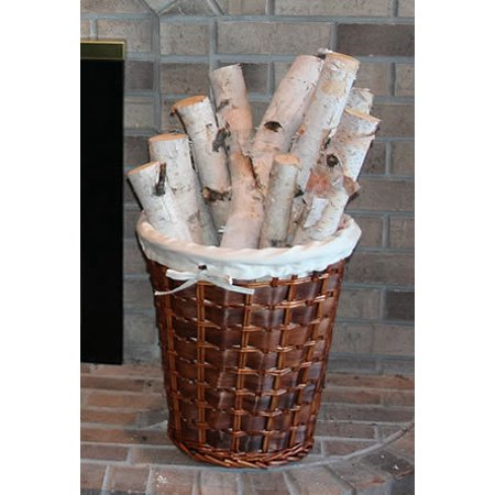 White Birch Log Bundle Walmart Com