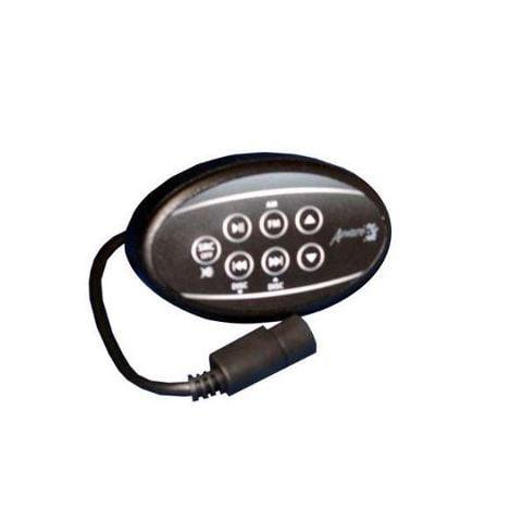 Gecko in.Tune Keypad, IN.K175-BK-KW-SPA-AEI