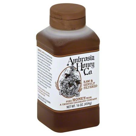 Madhava Natural Sweeteners Ambrosia Honey  Honey, 16