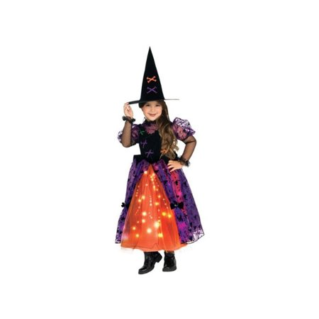 4t Witch Costume (Pretty Witch Costume Rubies)