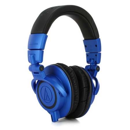 Audio-Technica ATH-M50xBB Professional Studio Monitor Headphones Limited Edition (Audio Technica At Oc9 Iii Limited Edition)