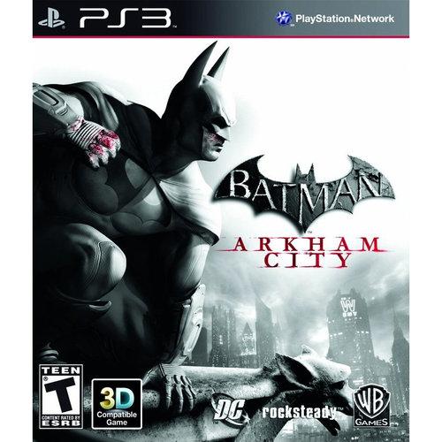 Batman Arkham City (ps3) - Pre-owned