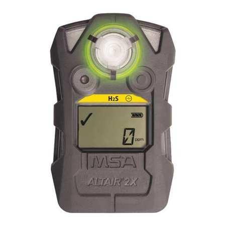MSA Gas Detector,Sulfur Dioxide 10153985