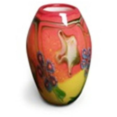 Marshall Home Cr 3617 Floral Festival Decorative Vase Walmart
