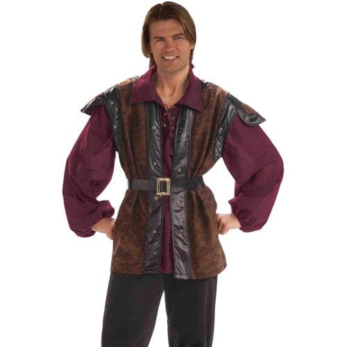 Medieval Mercenary Adult Halloween Costume - One Size