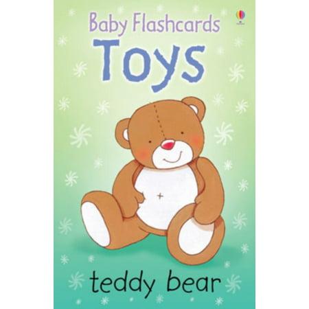 Toys (Usborne Baby Flashcards) (Very First Flashcards ...