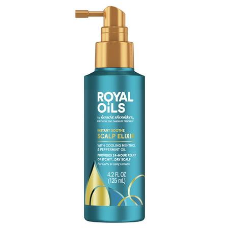 Head & Shoulders Royal Oils Scalp Elixir - 4.2 fl oz