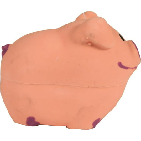 Products 83204 PIGDOG Li'L Pals Latex Pig Dog Toy Pink, 3 In, Perfect for puppies and toy breeds By Coastal (Best Pet Pig Breeds)