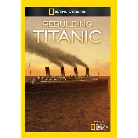 Rebuilding Titanic Dvd 9