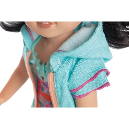 e42fbfa621 American Girl Welliewishers Fun Fish Swimsuit & Cover-Up For Dolls - image  5 ...