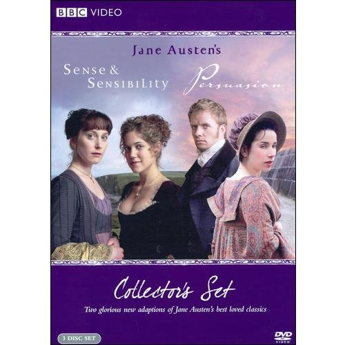 Jane Austen's Sense And Sensibility / Persuasion (Collector's Set) (Widescreen)