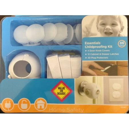 Safety 1st Essentials Child Proofing Kit 46 Piece - Older Versions