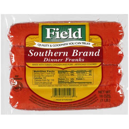 Field: Franks Southern Brand, 16 Oz